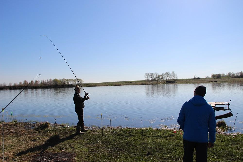 о фестивале рыболовов
